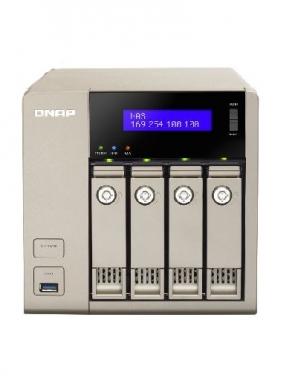 ذخیره ساز تحت شبکه کیونپ QNAP - TVS-463-8G