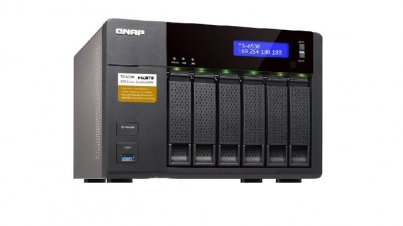 ذخیره ساز تحت شبکه کیونپ QNAP - TS-653A-4G