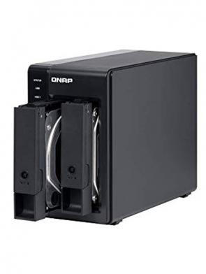 ذخیره ساز تحت شبکه کیونپ مدل TR-002