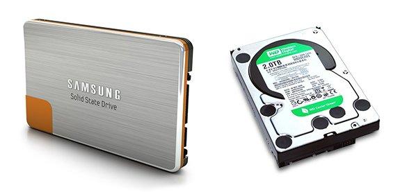 SSD two angles - حافظۀ کش SSD در QNap