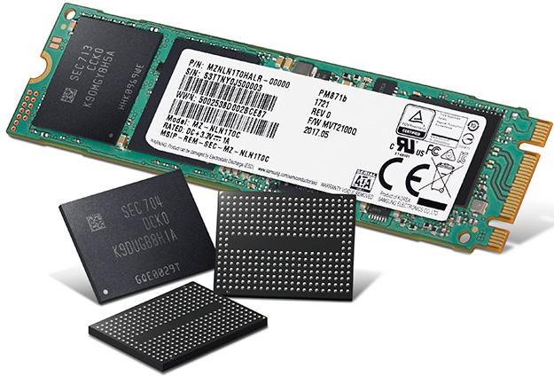 Samsung Storage - حافظۀ کش SSD در QNap