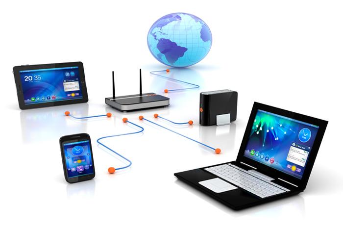 wireless networking - تجهیزات شبکه و وایرلس