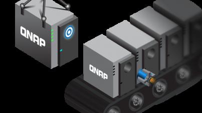 خرید تجهیزات QNAP