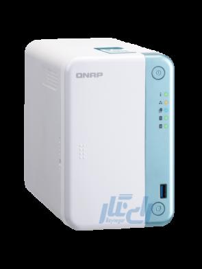 ذخیره ساز تحت شبکه کیونپTS-253D-2G